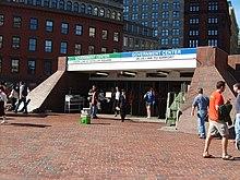 Government Center station (MBTA) - Wikipedia