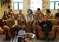 Governor Asadullah Hamdam and NATO Deputy Secretary General Claudio Bisogniero.jpg