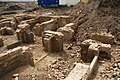 Grabungen in der Hainstraße ^2 - Keller ehemalige Tuchhalle - panoramio.jpg