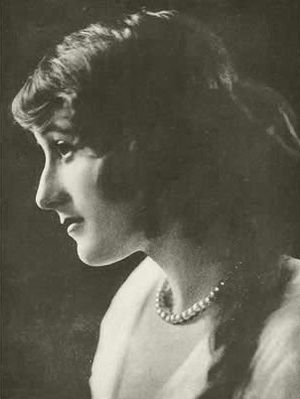 Grace Darmond - Publicity photo of Darmond from Stars of the Photoplay (1916)