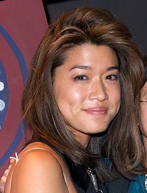 Grace Park (actress) - Park at the Battlestar Galactica Orchestra concert in 2009