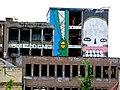 Graffiti Street Art Sokes Croft Bristol - geograph.org.uk - 1437688.jpg