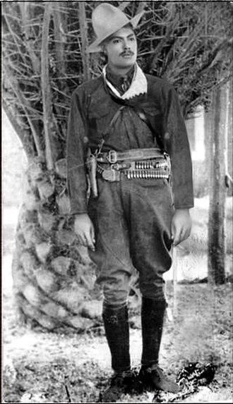 Battle of Carrizal - Gen. Felix U. Gómez