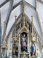 Gramastetten Pfarrkirche - Hochaltar 2.jpg