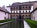 Granada, Alhambra, Patio de los Arrayanes - panoramio.jpg