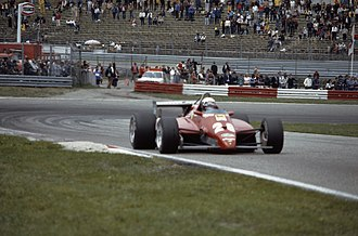 1982 Formula One World Championship - Scuderia Ferrari won the Manufacturers' Championship with the 126C2.