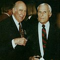 Grant Tinker and Carl Reiner attending Producers Guild of America Awards.jpg