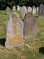 Gravestones, Kingsteignton (2) - geograph.org.uk - 1369796.jpg