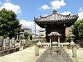 Graveyard - Hyakumanben chion-ji - Kyoto - DSC06571.JPG