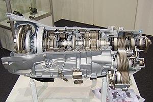 Graziano Trasmissioni - Oerlikon Graziano 6 gear automatic gearbox 6HP-28A