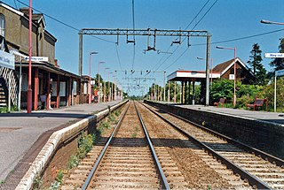 Railway electrification in Great Britain Electrification of railway lines
