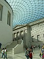 Great Court, British Museum, Great Russell Street WC1 - geograph.org.uk - 1302474.jpg