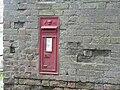 Greenham, postbox No. TA18 121 - geograph.org.uk - 935823.jpg
