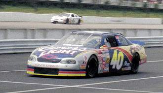 Greg Sacks - Sacks in the No. 40 in 1997