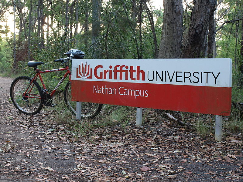 Fichier:Griffith University Nathan Campus.jpg