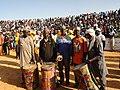 Griots dans une arène au Niger.jpg