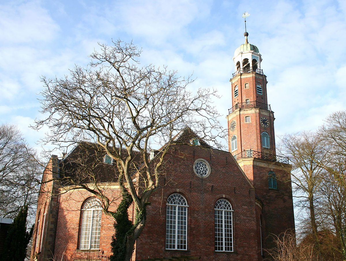 Große evangelische kirche steinfurt adresse