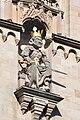 Grossmünster - Karlsturm - Charlemagne - Limmatquai 2010-08-31 16-37-12 ShiftN.jpg