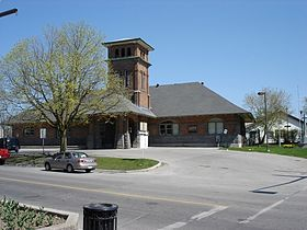 Image illustrative de l'article Gare de Guelph