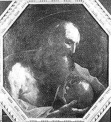 Der hl. Hieronymus (Kopie nach)