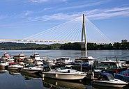 Guyandotte boat dock