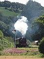 Gwili Railway near Bronwydd Arms - geograph.org.uk - 4625785.jpg