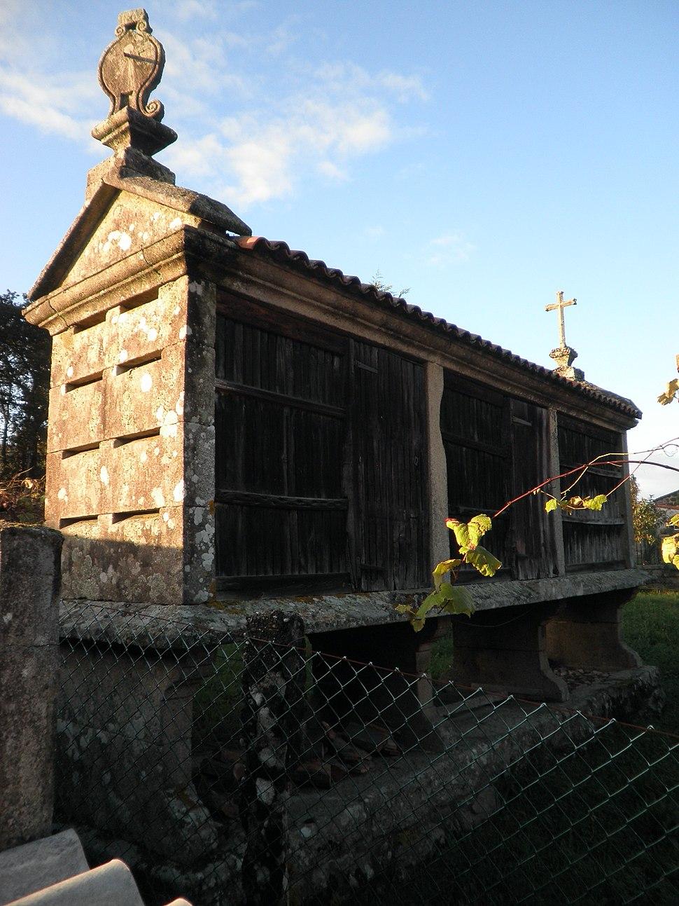 Hórreo en Vigo, Dodro