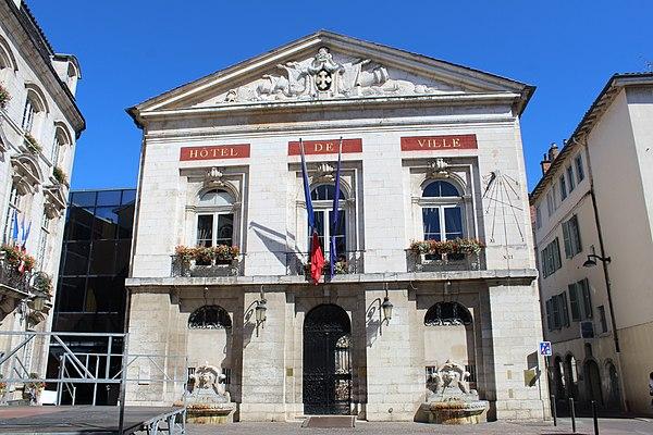 Photo de la ville Bourg-en-Bresse