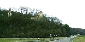 Niederstotzingen - Image: Hürben Kaltenburg 3
