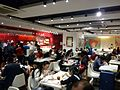 HK 港鐵 MTR 上水站 Sheung Shui Station concourse SS shop MX Maxim's catering restaurant restaurant Jan 2016 Lnv2.jpg