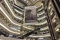 HK CWB 銅鑼灣 Causeway Bay 時代廣場 Times Square mall Atrium void hanging banner ads Dior November 2017 IX1.jpg