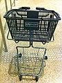 HK Central IFC Mall City'super Shopping cart Nov-2012.JPG