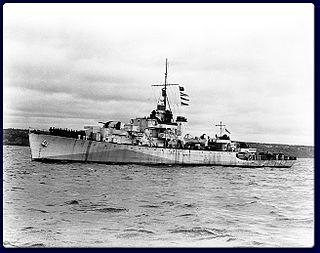 HMCS <i>Charlottetown</i> (1943)