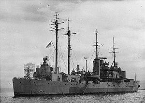 HMS Boxer (1942) - Image: HMS Boxer