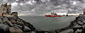 HMS Endurance leaves Portsmouth MOD 45147716.jpg