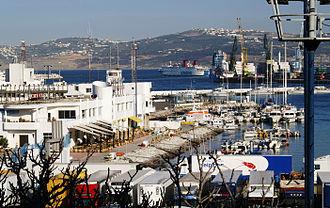 Tangier - Port of Tangier