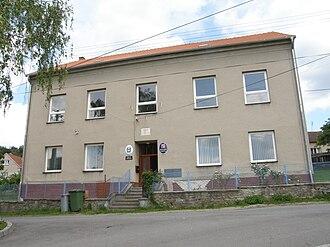 Habrůvka - Municipal office