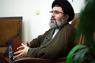 Hashim Safi Al Din politician