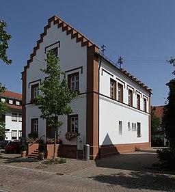 Hagenbach 200 Ludwigstr 18 Rathaus gje