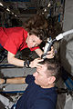 Haircut in ISS ISS026-E-017741.jpg