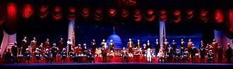 The Hall of Presidents - The 2009–17 version of the show, featuring a speech by Barack Obama