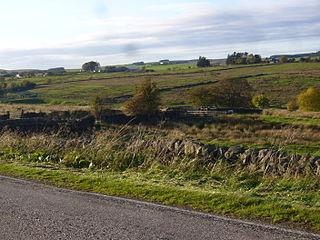 Halton Lea Gate Village in Northumberland, United Kingdom