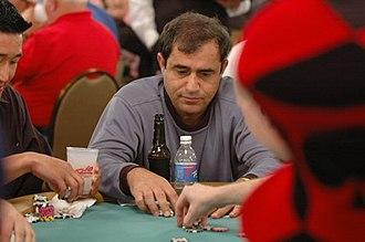 Hamid Dastmalchi - Dastmalchi in the World Series of Poker