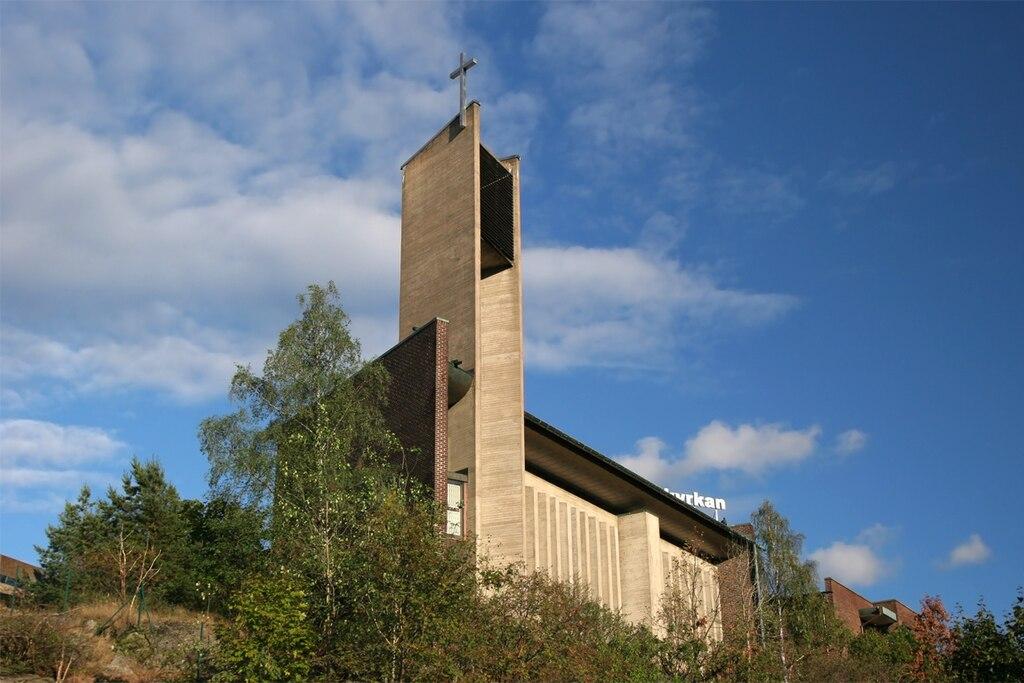 Hammarbykyrkan (2010).