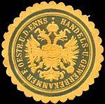 Handels - und Gewerbekammer für Österreich ob der Enns Siegelmarke.jpg