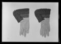 Handskar av chamoafärgat sämskskinn. Tillhört Karl X Gustav (1622-1660) - Livrustkammaren - 60662.tif