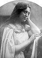 Hannah de Rothschild, later Countess of Rosebery, by Julia Margaret Cameron.jpg
