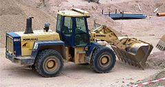 Hanomag loader in Germany.jpg