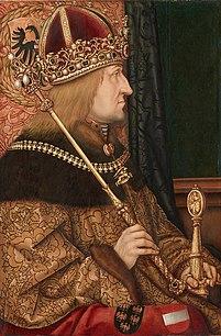 Emperor Friedrich III.