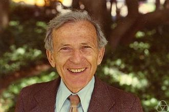 Hans Lewy - Hans Lewy in 1975  (photo by George Bergman)